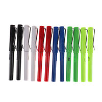 0.5mm 0.38mm colourful abs shell school office supplies ink pen writing toolFLCA