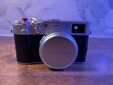 Fujifilm X100V 26.1MP Compact Camera - Silver