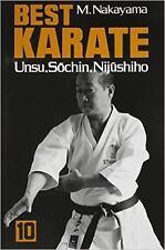 UNSU, SOCHIN, NIJUSHIHO - MASATOSHI NAKAYAMA (PAPERBACK) NEW