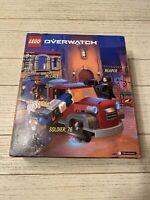 Lego 75972 Overwatch Dorado Showdown Brand New in Sealed Box Complete Set