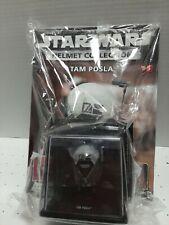 Deagostini Star Wars Helmet Collection Issue 65 Tam Posla New Still In Bag