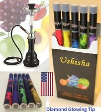 Hookah Disposable Pen Diamond Electronic Shisha USA (5 Pack) Vape