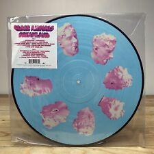 Glass Animals – Dreamland Exclusive RARE Zoetrope Picture Disc Vinyl LP IMPORT
