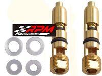 .100 Needle & Seat Holley Carburetor Adjustable Viton AED 6-506-2 A152X 2 PACK