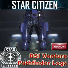 "Star Citizen - RSI Venture ""Pathfinder"" Leg Armor - *Rare*"