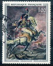 STAMP / TIMBRE FRANCE OBLITERE N° 1365 GERICAULT Photo non contractuelle