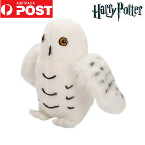 AU Fantastic Beasts Harry Potter Hedwig White Snowy Owl Animal Plush 20CM Tall