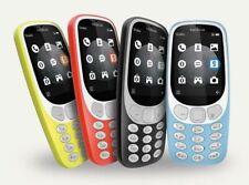 "NOKIA 3310 TA-1036 Single SIM QUAD BAND (Factory Unlocked) 2G/3G 2.4"" 128MB"