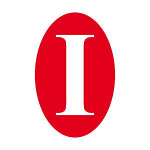 I Italien Aufkleber Tattoo 10cm rot Deko Folie Auto Oldtimer Länderkennzeichen