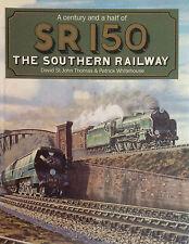 Southern Region 150.  David St.John Thomas & Patrick Whitehouse.  Hardback