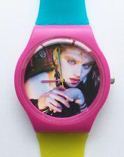 Madonna Vinyl - Retro 80s designer watch