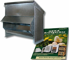 25kg Futterautomat für Geflügel, aus Metall --- @@@HEKA: 1x Art. 20652