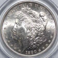 1890-S Morgan Silver Dollar PCGS MS64
