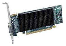 NEU Matrox M9120 PLUS LP DH 512MB PCIe x16 M9120-E512LPUF