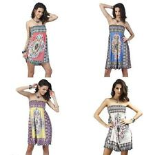 Bohemian Dress Women Dress Vintage Ropa Mujer Print Beach Summer Dress Vestidos