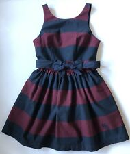 Abercrombie & Fitch Womens Girls striped - Dress Size 2/S.