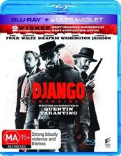 Django Unchained (Blu-ray, 2013) - New