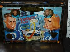 MARVEL FAMOUS COVERS THE FANTASTIC FOUR MR FANTASTIC AND INVISIBLE WOMAN OPEN