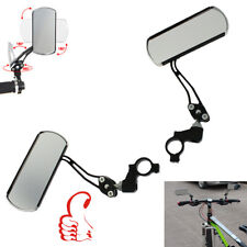 Quality 2Pcs Bicycle Cycling Classic Rear View Mirror Handlebar Safety Rearview