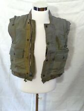 USMC M1955 FRAGMENTATION VEST FLAK JACKET VEST - VIETNAM ERA - EARLY