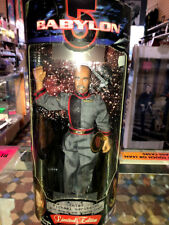 "Babylon 5 Chief Michael Garibaldi 9"" Figure Limited Edition Collectors Series"