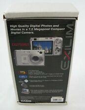 Casio Exilim EX-Z750 7.2 MP Digital Camera Kit