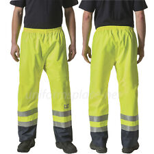 Caterpillar Rain Pants Mens Hi-vis Waterproof Pant
