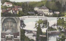 Ansichtskarte Rheinland Pfalz  Gruß aus Marienthal Westerwald