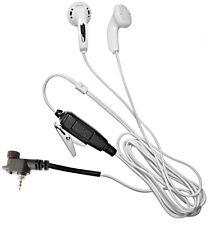 Motorola Mth800 Police Airwave Covert Mp3 White Earphone Earpiece
