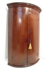 Mahogany Regency Original Antique Cabinets