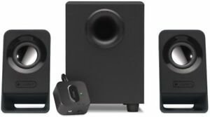 Logitech Z213 2.1 Speakers for PC and Mobile Devices - 980-000941