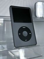 iPod Classic 7th Generation 160GB Upgraded to 256GB SSD (thin version) Gray