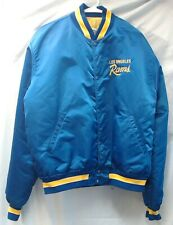 Los Angeles RAMS Vintage XL Jacket from 1980's or 1990's