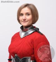"""Medieval Larp Female Armor Fantasy Elf Elven Costume """"Flamberg"""" armor for women"""