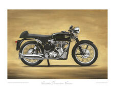 Motorcycle Limited Edition Print - Velocette Venom