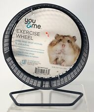 """You & Me Exercise Wheel Hamster, Rats, Gerbils and other small animals, 5"""""""