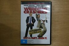 Wedding Crashers   -   VGC Pre-owned (D49)