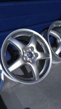 Audi Abt, CERCHI IN LEGA BBS x4 - 7 1/2 Jx17 ET43 montato Nuovo di zecca mai