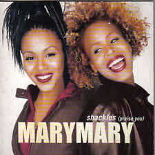 Mary Mary-Shackles cd single