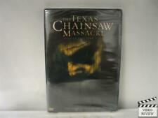 The Texas Chainsaw Massacre (Dvd, 2004) Brand New