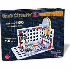 Elenco Snap Circuits 3D Illumination Electronics Lights Educational STEM Kit NEW