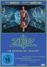ZARDOZ (Sean Connery, Charlotte Rampling) NEU+OVP