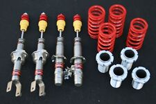 SKUNK2 Sport Shocks+DRAG Coilovers 88-91 Honda Civic/CRX EF