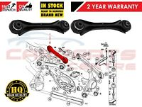 FOR BMW 1 3 SERIES REAR UPPER TOP HUB WISHBONE ARMS PAIR COMPLETE WITH BUSHES