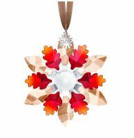 Swarovski Crystal 5464865 SCS Winter Sparkle Ornament Ltd Ed 2019 10cm RRP $219