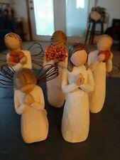 Demdaco Willow Tree Lot Of 5 Figures