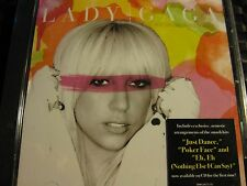 CD Lady Gaga The Cherrytree Sessions US B0012675-32IN02 Rare