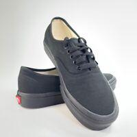 Vans tb9c Black Canvas Schuhe Herren US 8 UK 7 EU 40.5 Skate