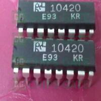 1PCS TK10420 Encapsulation:DIP-16,DUAL CONVERSION FM IF AMPLIFER