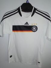 Germany 2008 home shirt  28/30 child